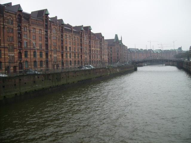 Speicherstadt Hamburg. Pict1518