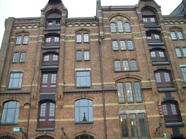 Speicherstadt Hamburg. Pict1521