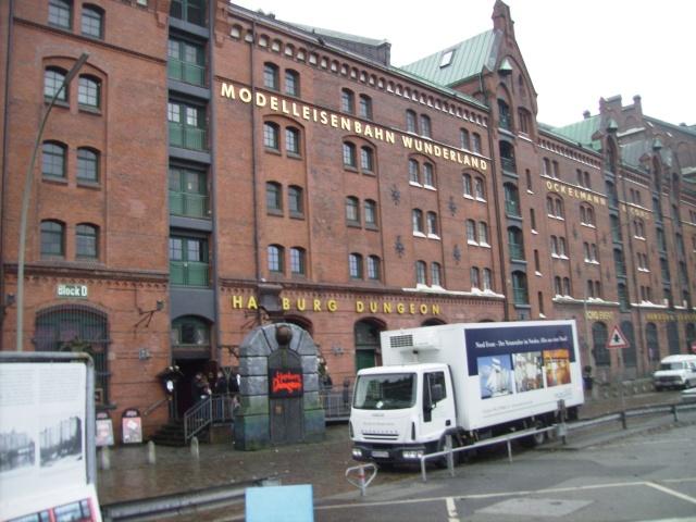 Speicherstadt Hamburg. Pict1522