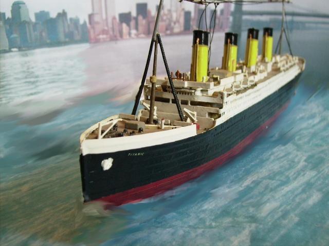 Titanic endlich in NY. Titani10