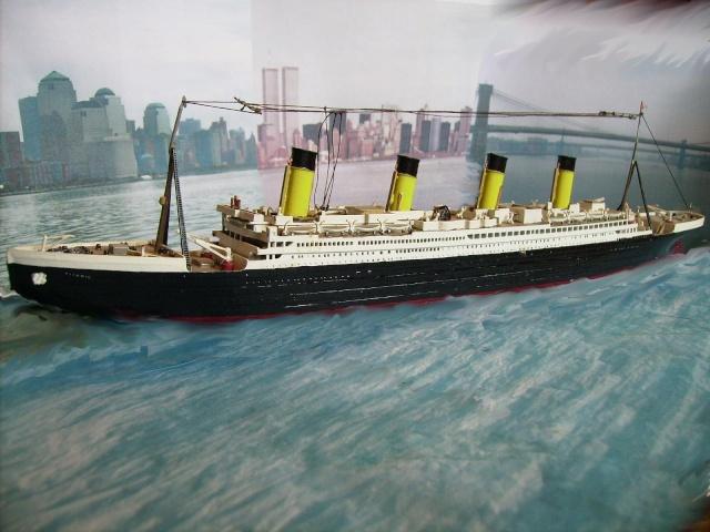 Titanic endlich in NY. Titani11