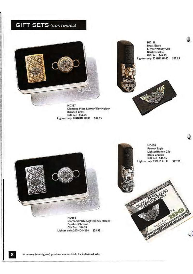 Harley Davidson Collection 1999 (version US) 1010