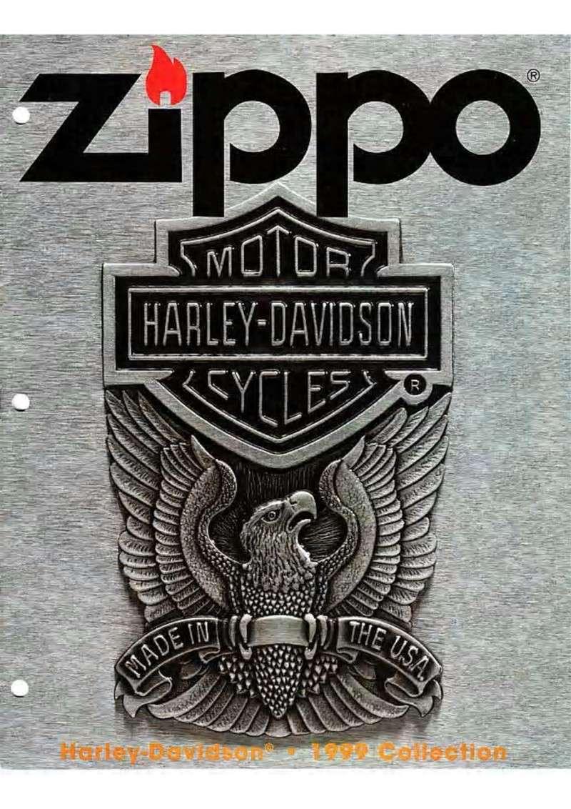 Harley Davidson Collection 1999 (version US) 110