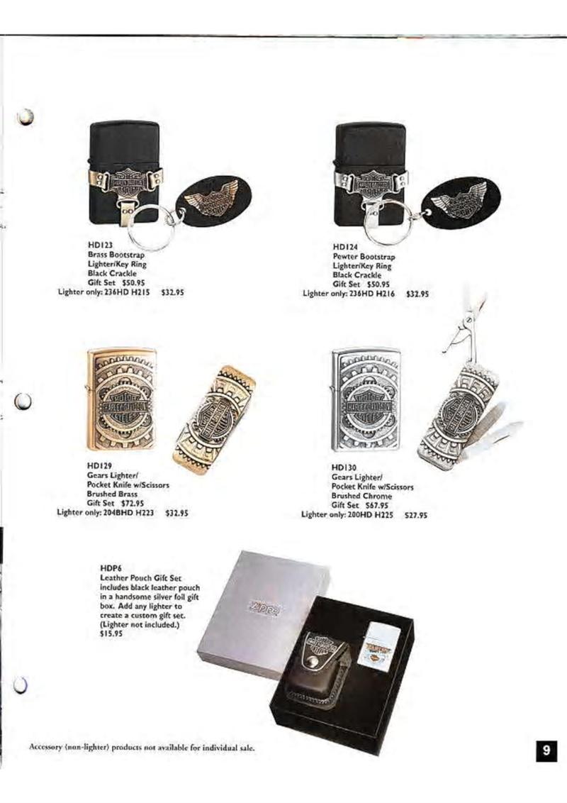 Harley Davidson Collection 1999 (version US) 1110