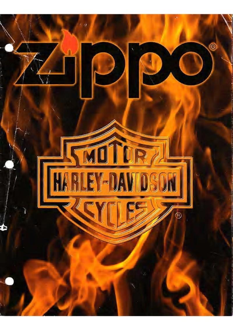Harley Davidson Collection 2001 ( Version US) 112
