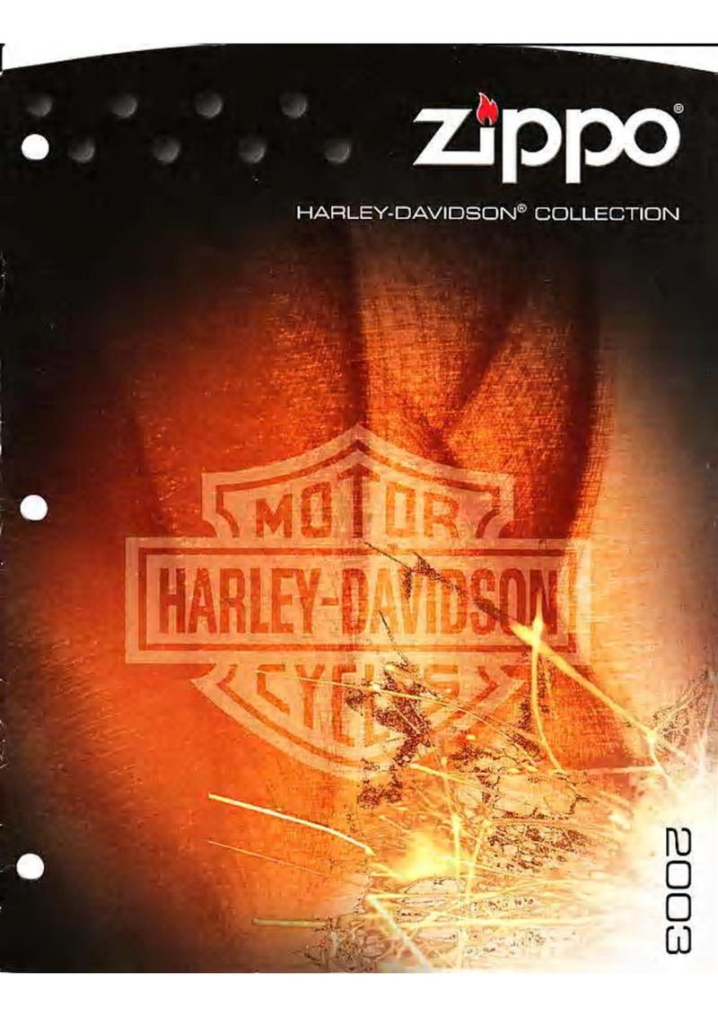 Harley Davidson Collection 2003 ( Version US) 114