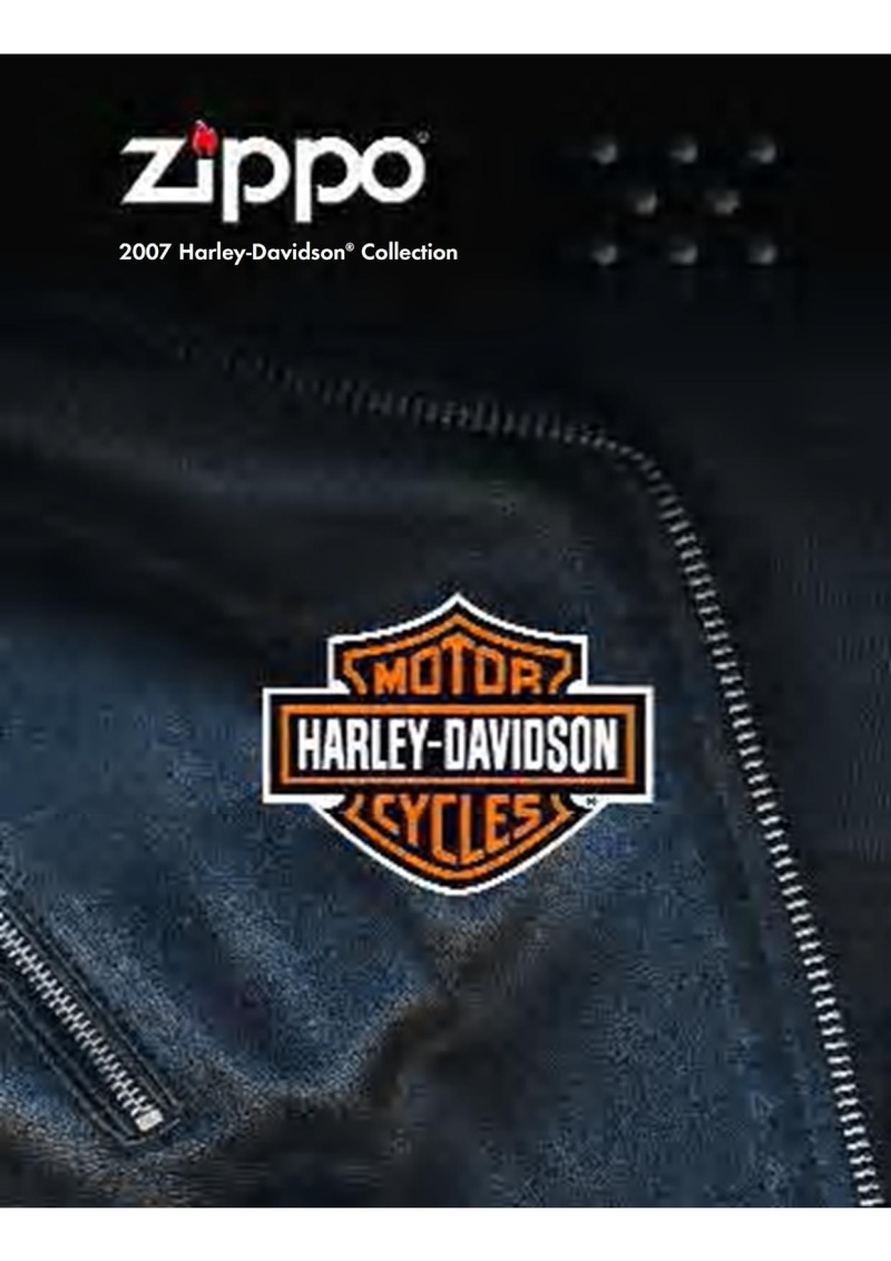 Harley Davidson Collection 2007 ( Version US) 115