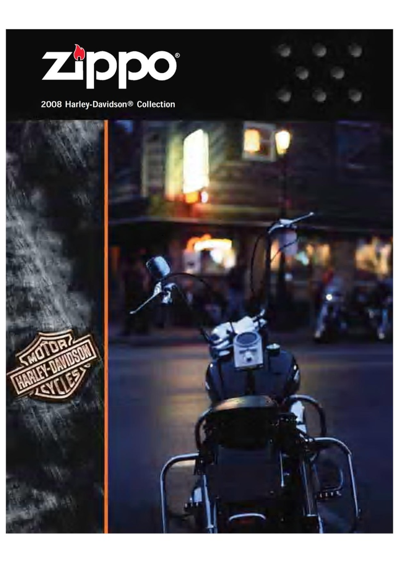 Harley Davidson Collection 2008 ( Version US) 116