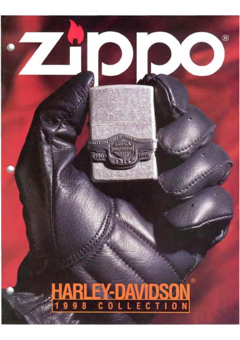 Harley Davidson Collection 1998 (version US) 122