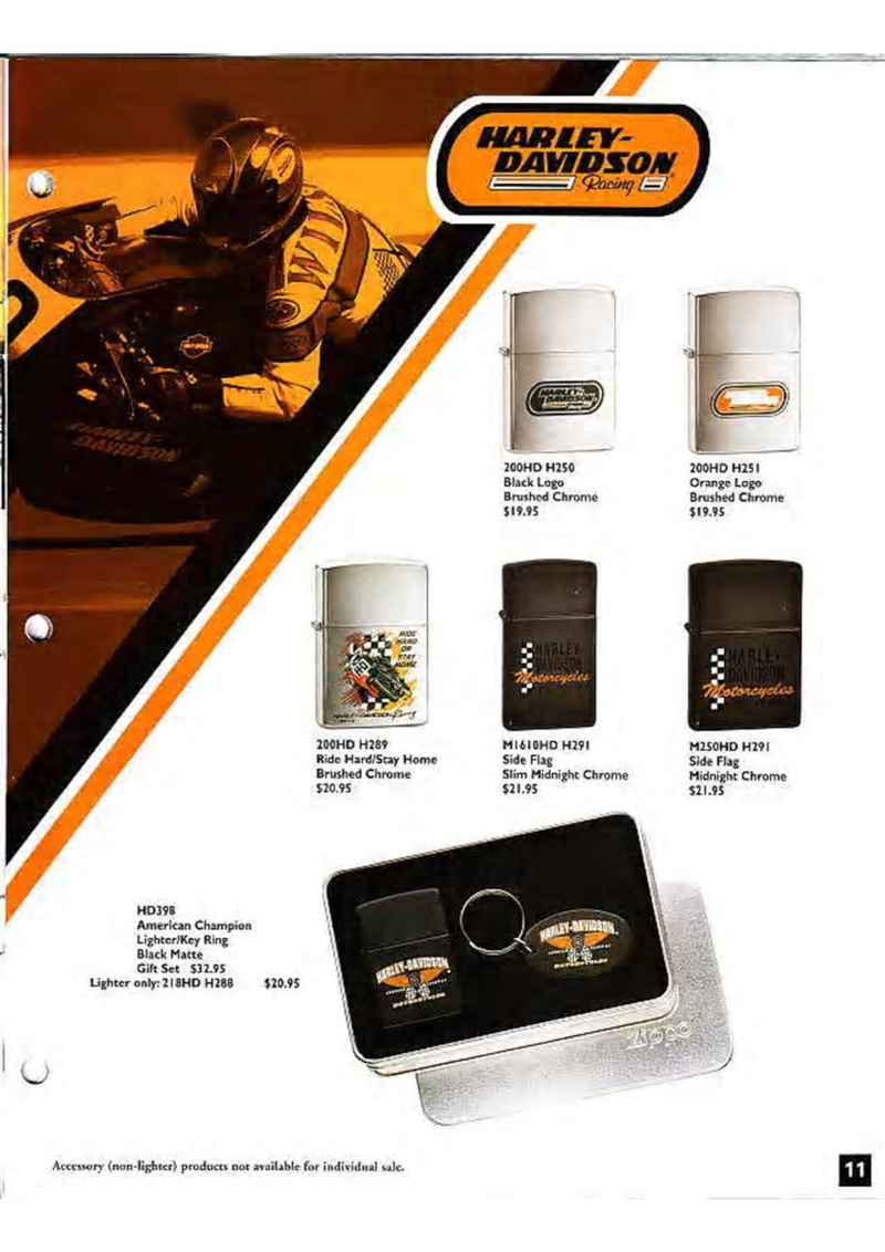 Harley Davidson Collection 1999 (version US) 1310