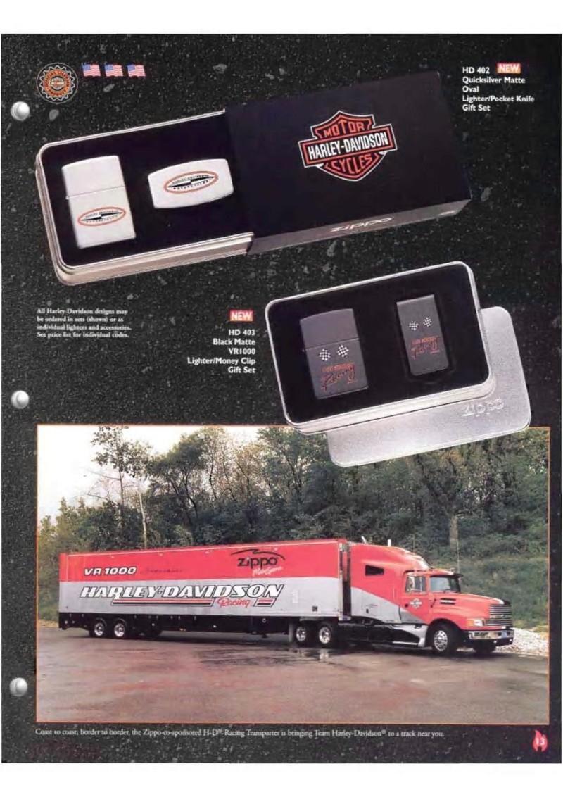 Harley Davidson Collection 1998 (version US) 1316