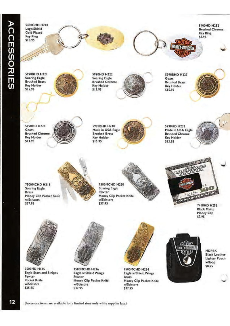 Harley Davidson Collection 1999 (version US) 1410