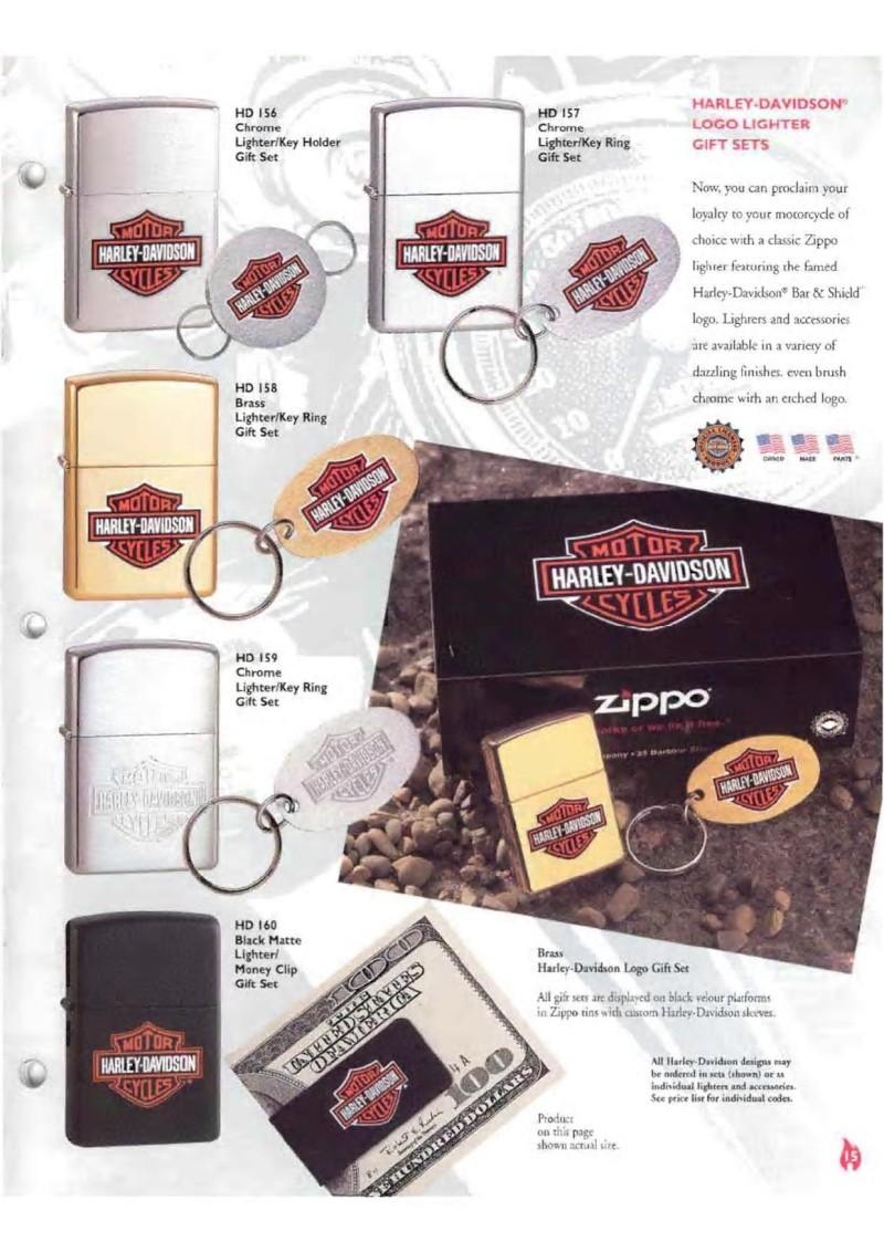Harley Davidson Collection 1998 (version US) 1515