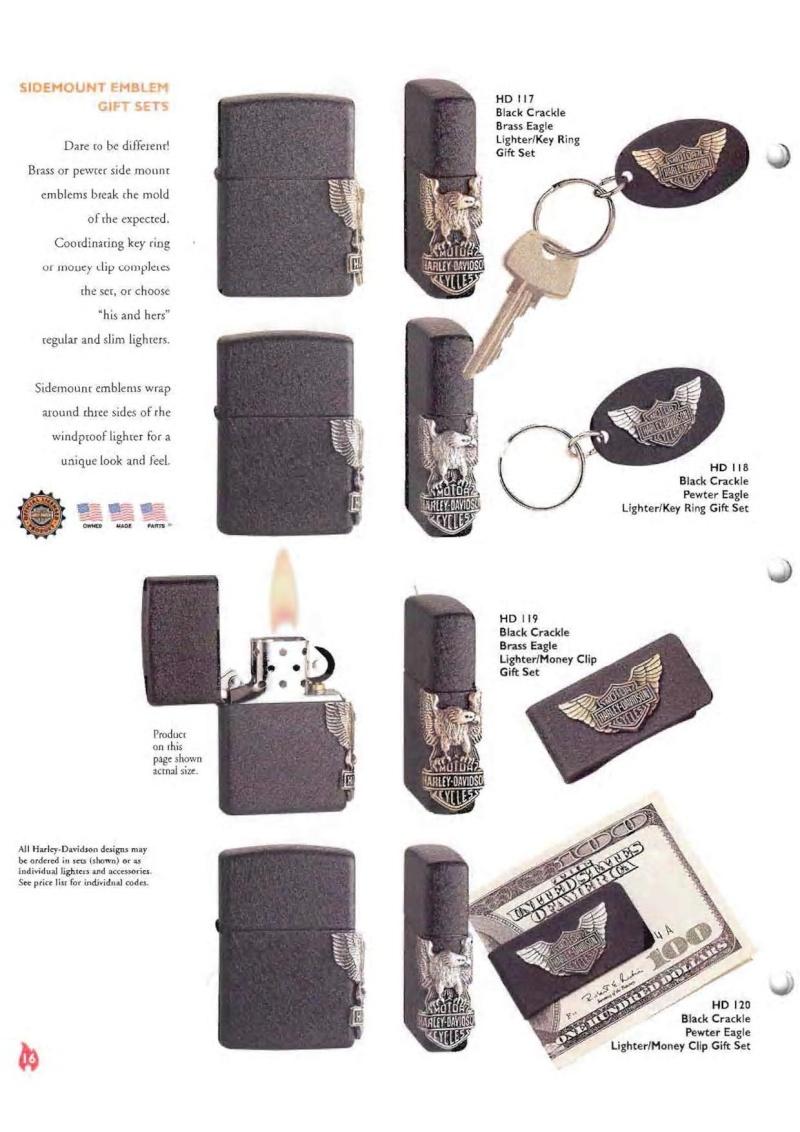 Harley Davidson Collection 1998 (version US) 1615