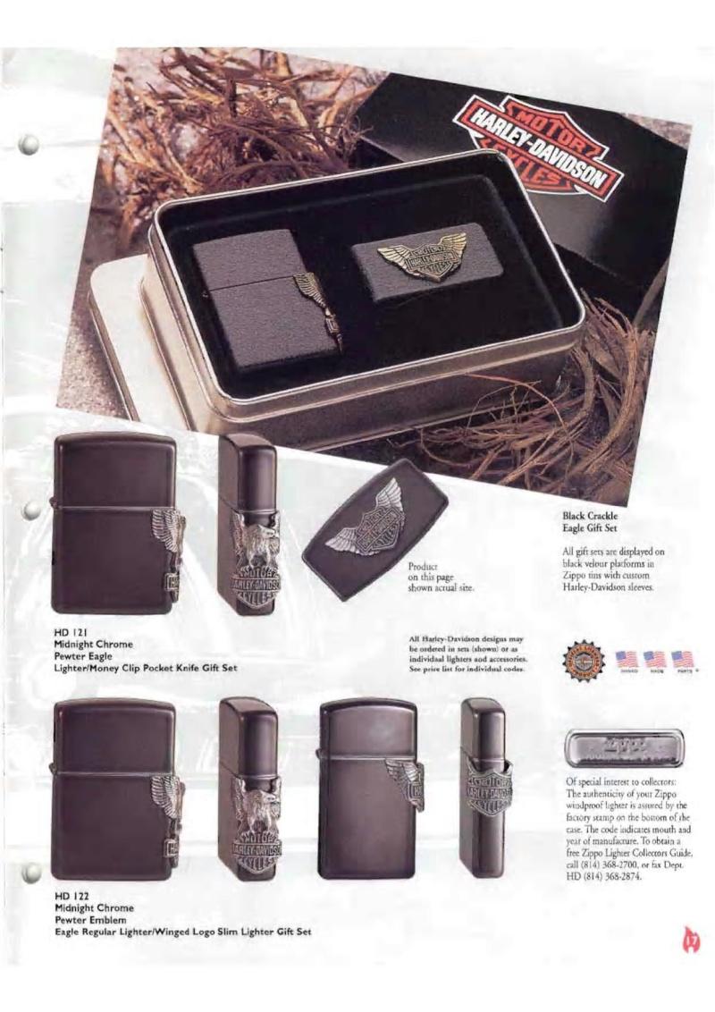 Harley Davidson Collection 1998 (version US) 1714