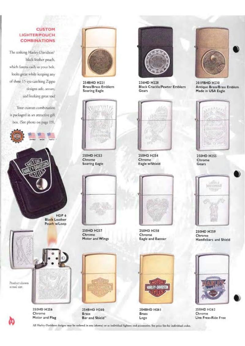 Harley Davidson Collection 1998 (version US) 1814