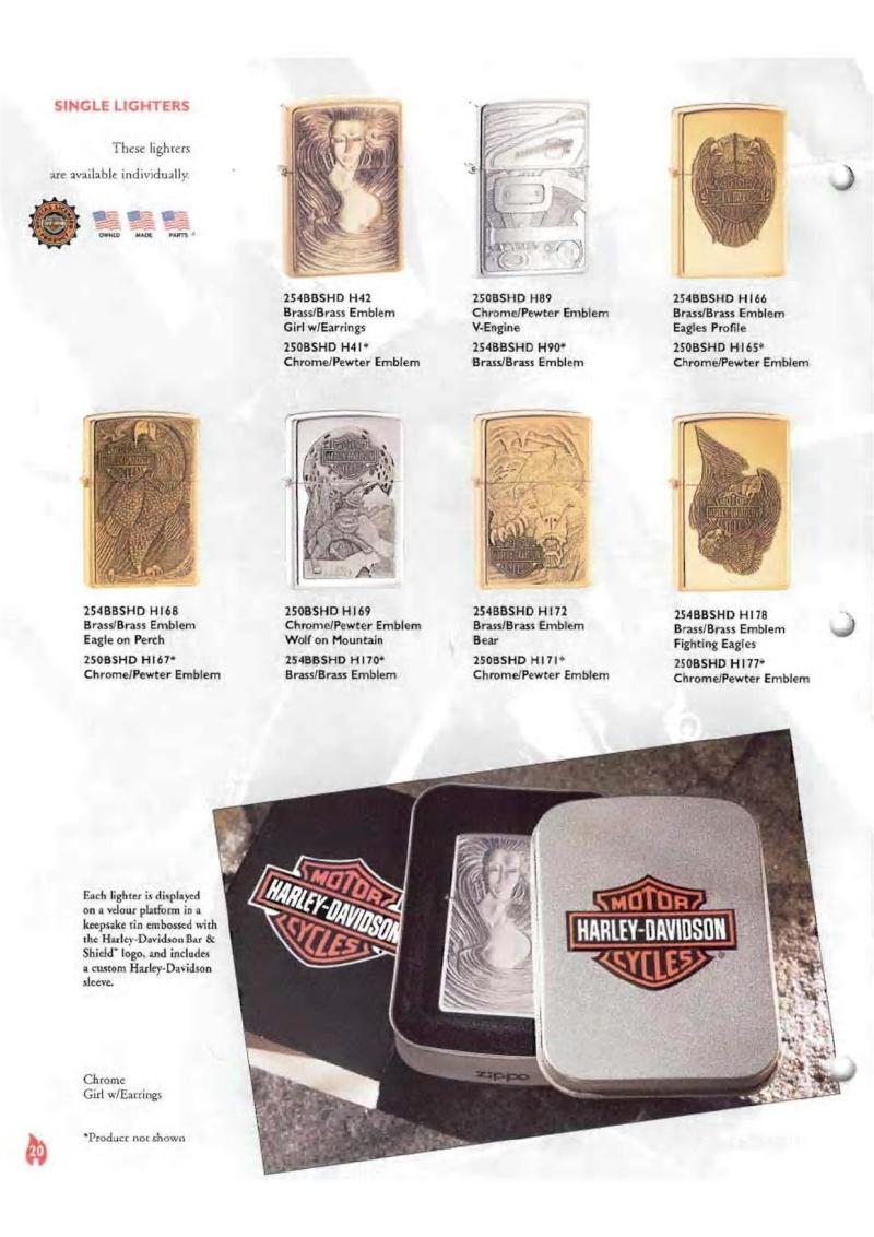 Harley Davidson Collection 1998 (version US) 2014