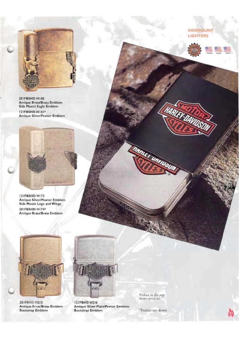 Harley Davidson Collection 1998 (version US) 2114