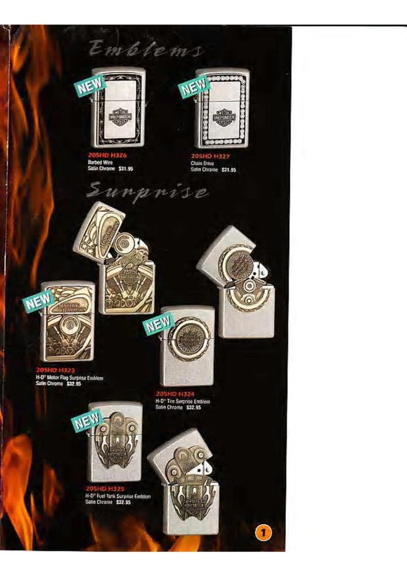 Harley Davidson Collection 2001 ( Version US) 212