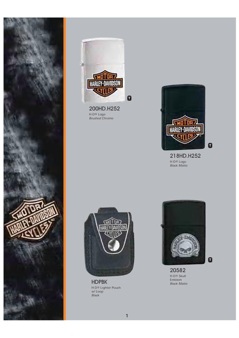 Harley Davidson Collection 2008 ( Version US) 216
