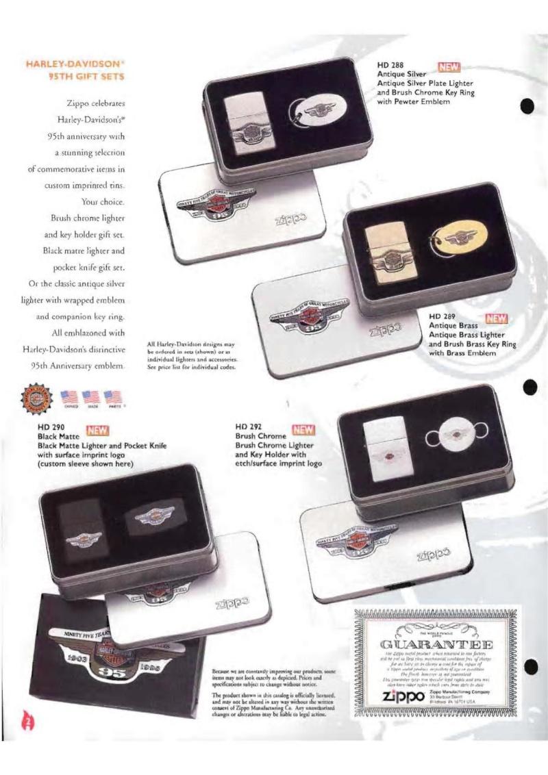 Harley Davidson Collection 1998 (version US) 222