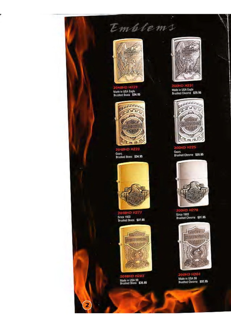 Harley Davidson Collection 2001 ( Version US) 312