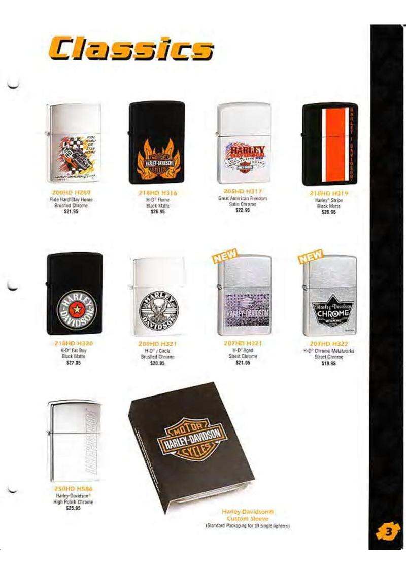 Harley Davidson Collection 2002 ( Version US) 313
