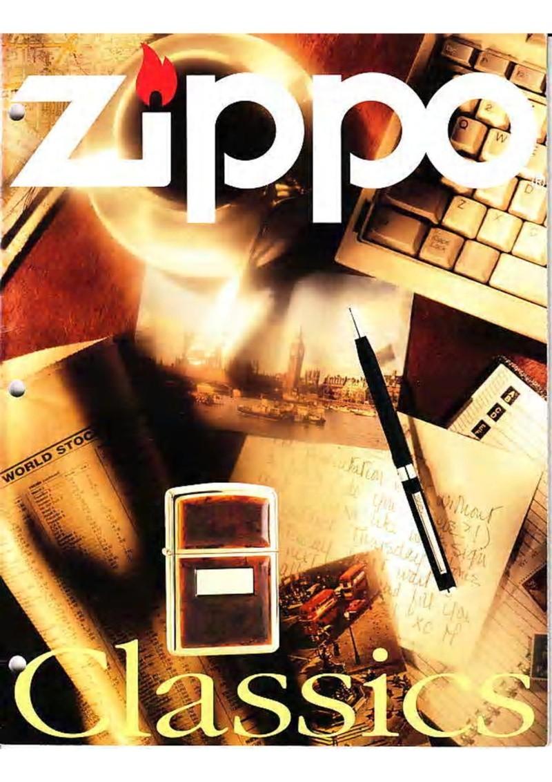 Catalogue ZIPPO Collection 1995 (version américaine) 318