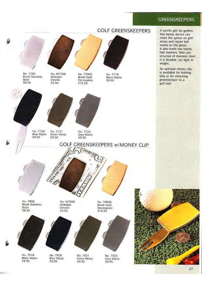 Catalogue ZIPPO Collection 1995 (version américaine) 4010