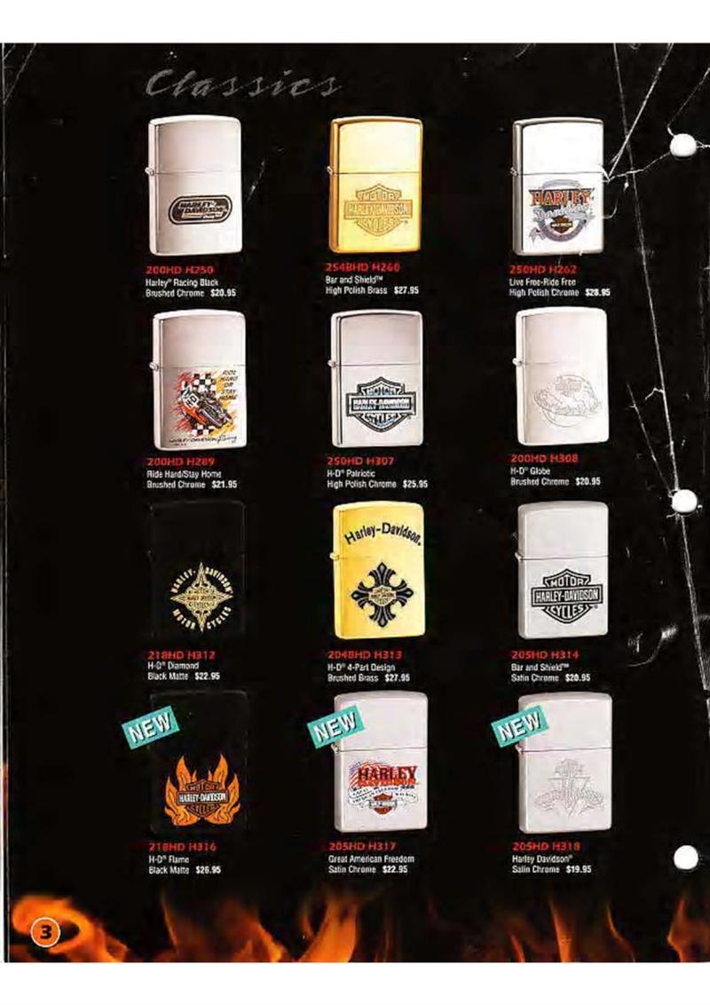 Harley Davidson Collection 2001 ( Version US) 412