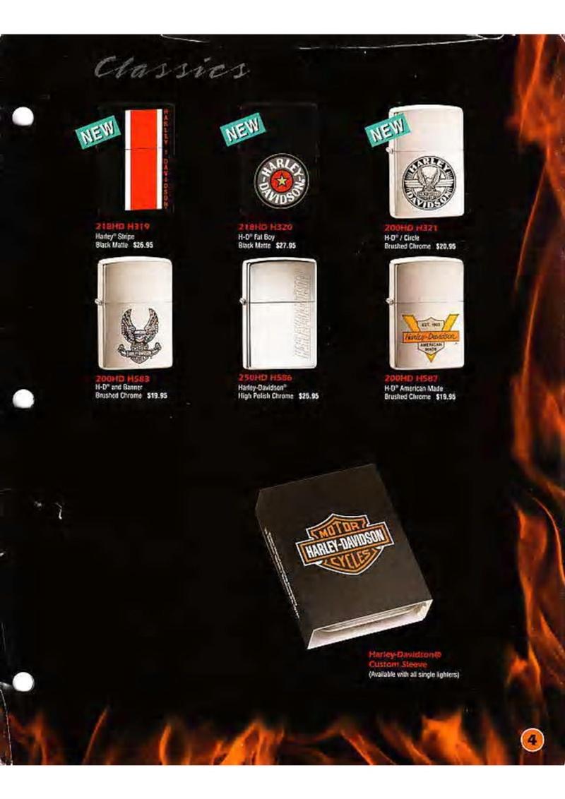 Harley Davidson Collection 2001 ( Version US) 512