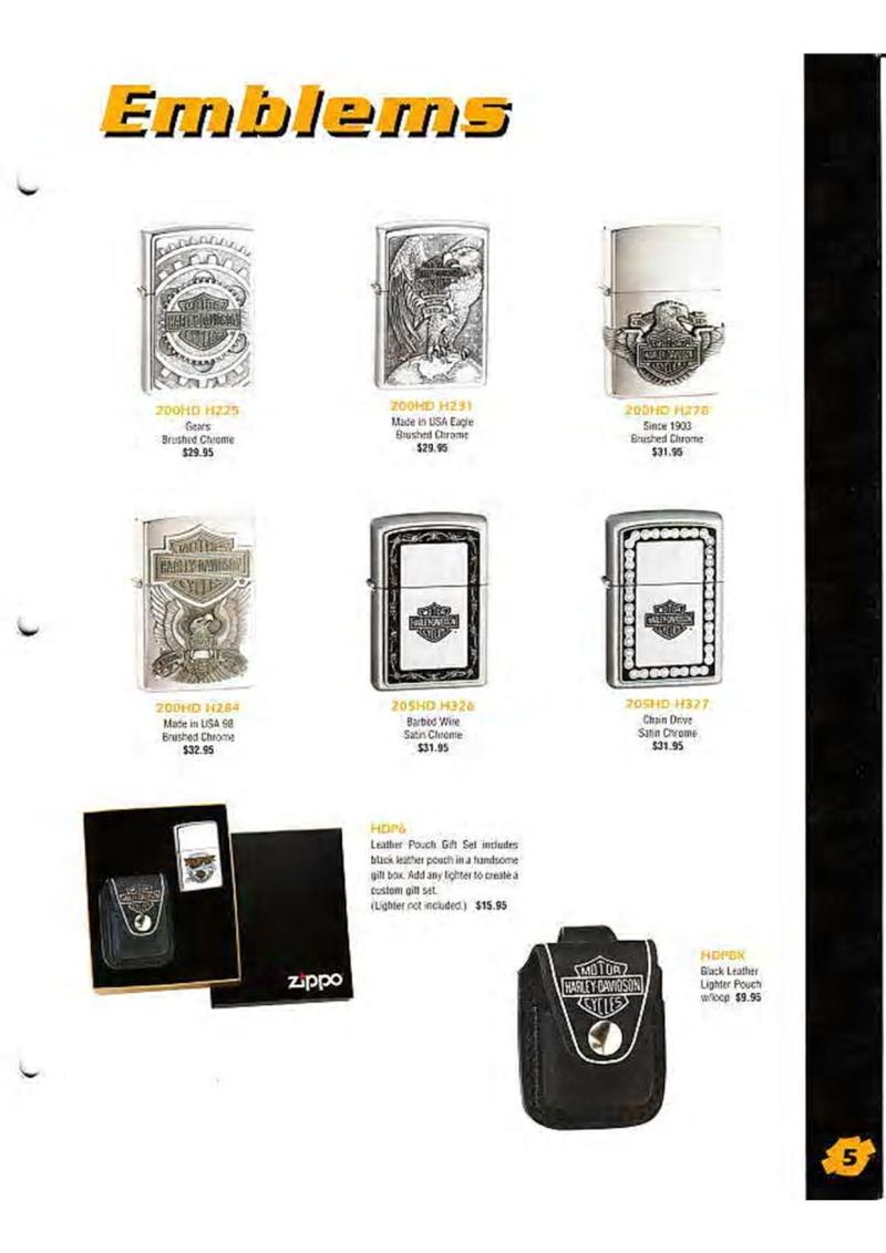 Harley Davidson Collection 2002 ( Version US) 513