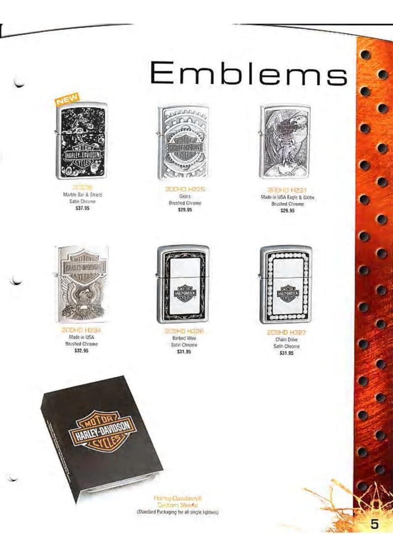 Harley Davidson Collection 2003 ( Version US) 514