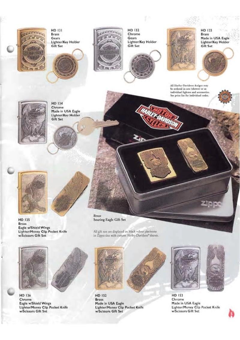 Harley Davidson Collection 1998 (version US) 522