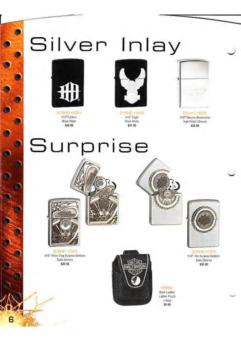 Harley Davidson Collection 2003 ( Version US) 614