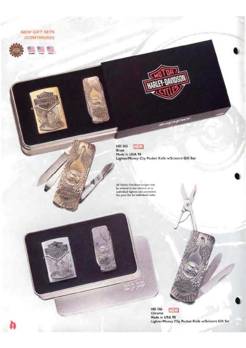 Harley Davidson Collection 1998 (version US) 823