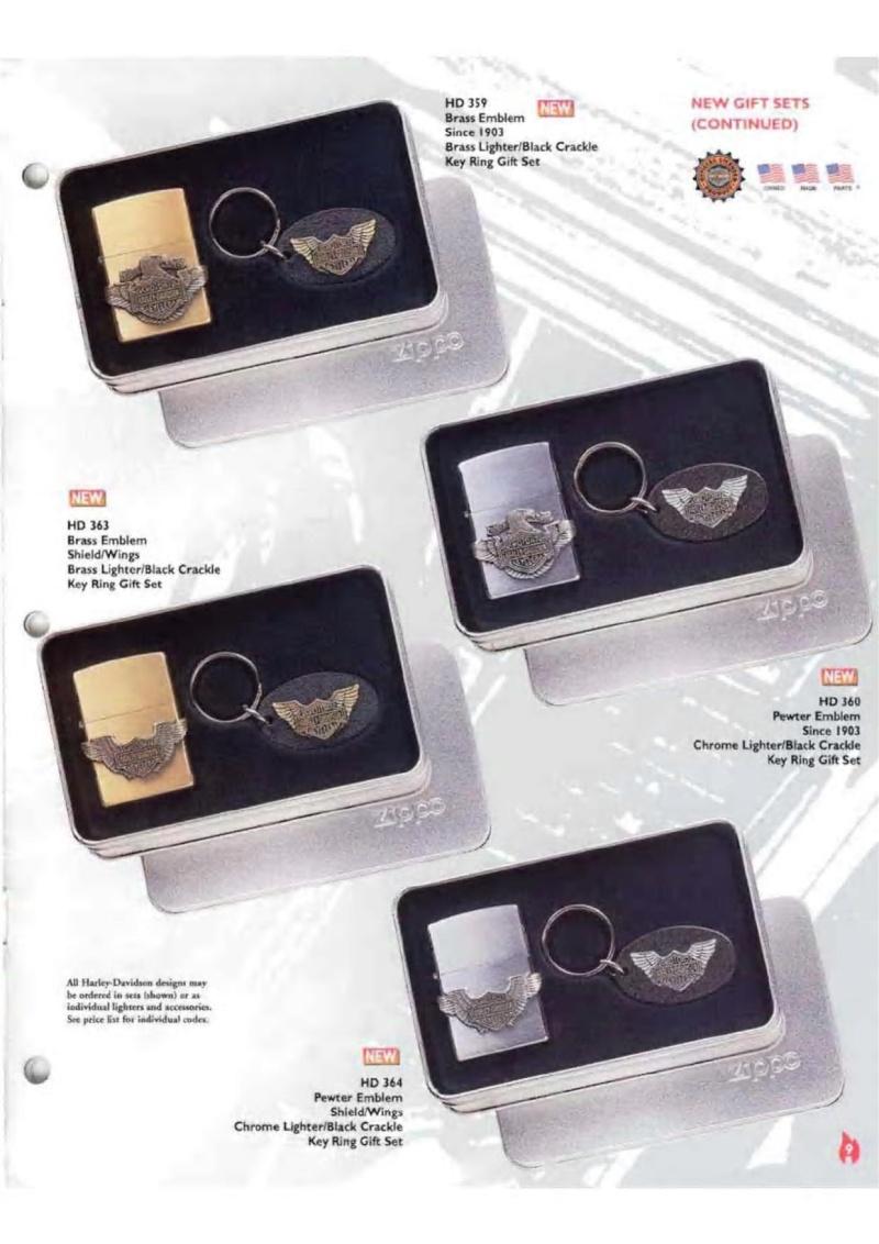 Harley Davidson Collection 1998 (version US) 920