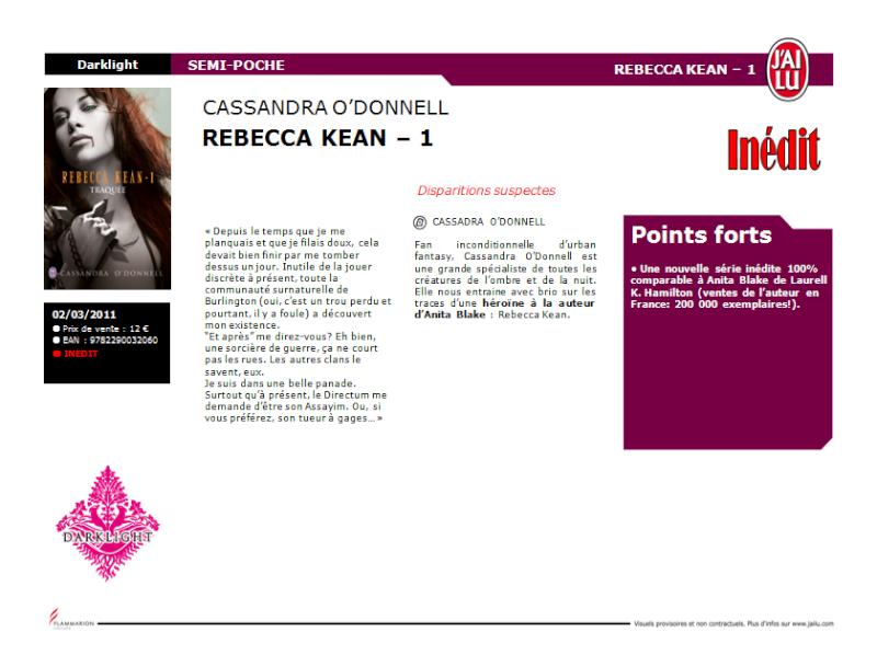 Rebecca Kean - Cassandra O'Donnell Rebecc10
