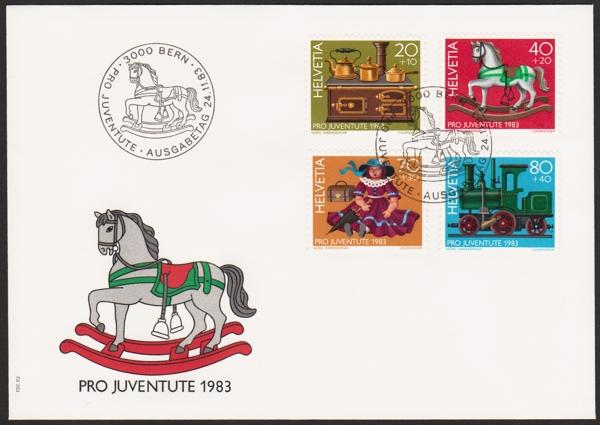 Horses / Pferde (Marken auf Brief oder Karte) 10-24_10