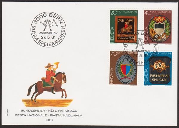 Horses / Pferde (Marken auf Brief oder Karte) 6-27_010