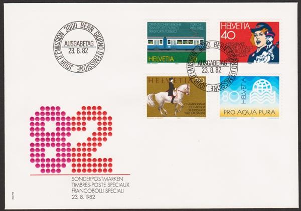 Horses / Pferde (Marken auf Brief oder Karte) 8-23_010