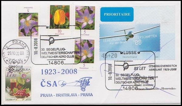 kawa's Luftpostsammlung - Seite 3 Bel_110