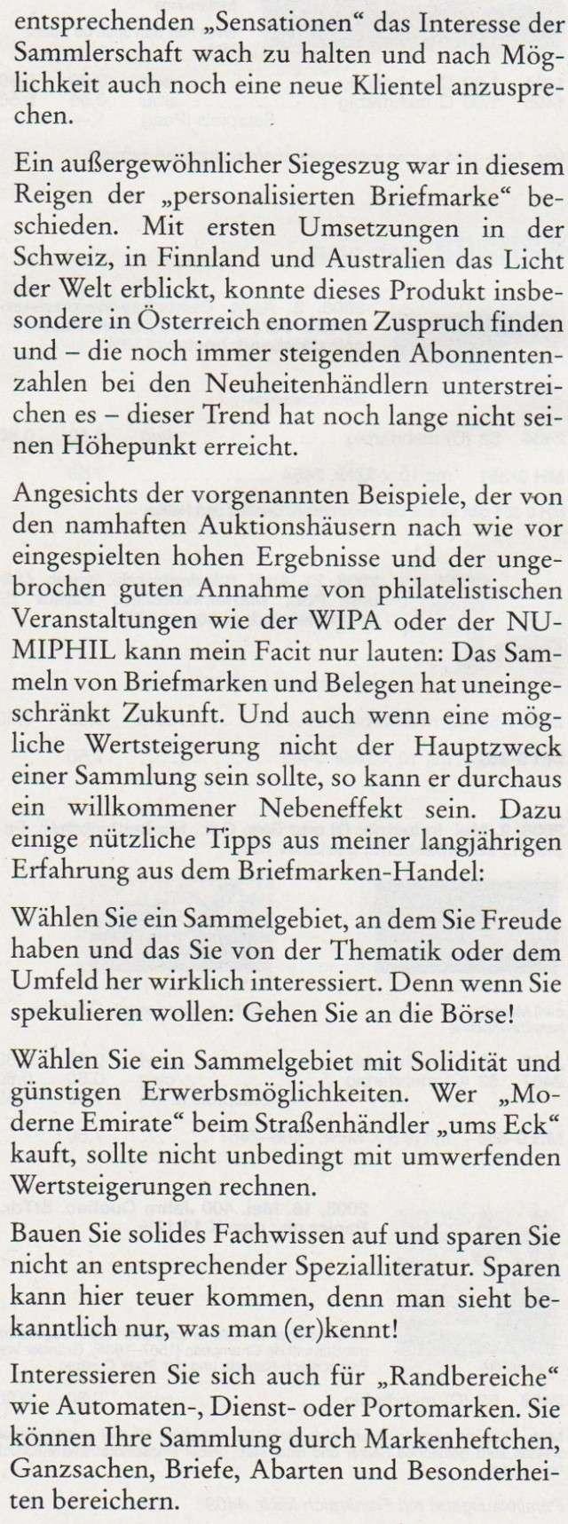 Michel-Rundschau 11/2008 W310