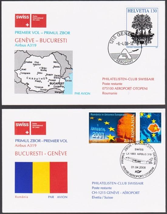Erstflüge, Sonderflüge und neue Ballonpost - Seite 4 Zrh-bu10