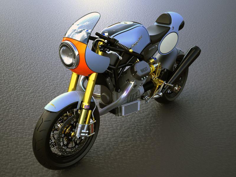 Guzzi... juste l'essentiel des Café Racer 2, la suite... - Page 2 Moto_g10