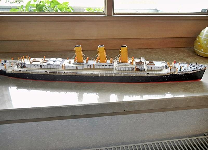 Schnelldampfer Augusta Victoria 1:250 HMV-Verlag - Seite 4 Augus100