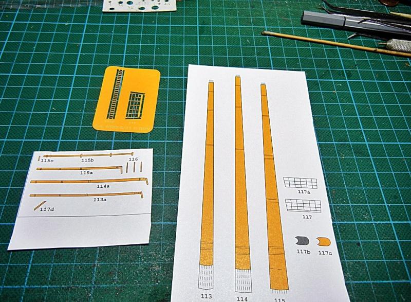 Schnelldampfer Augusta Victoria 1:250 HMV-Verlag - Seite 4 Augus102