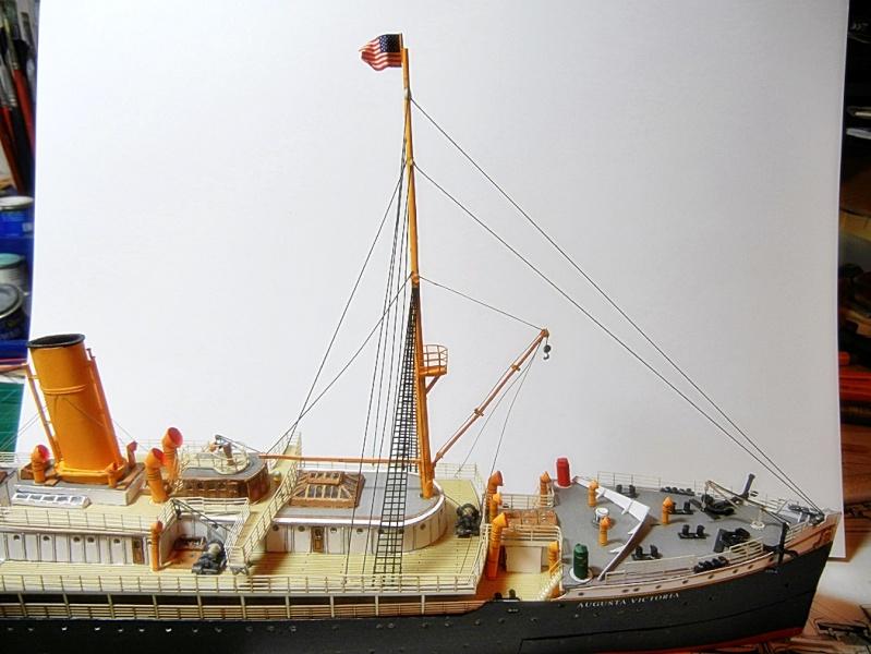 Schnelldampfer Augusta Victoria 1:250 HMV-Verlag - Seite 4 Augus113