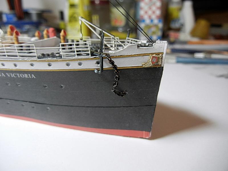 Schnelldampfer Augusta Victoria 1:250 HMV-Verlag - Seite 5 Augus138