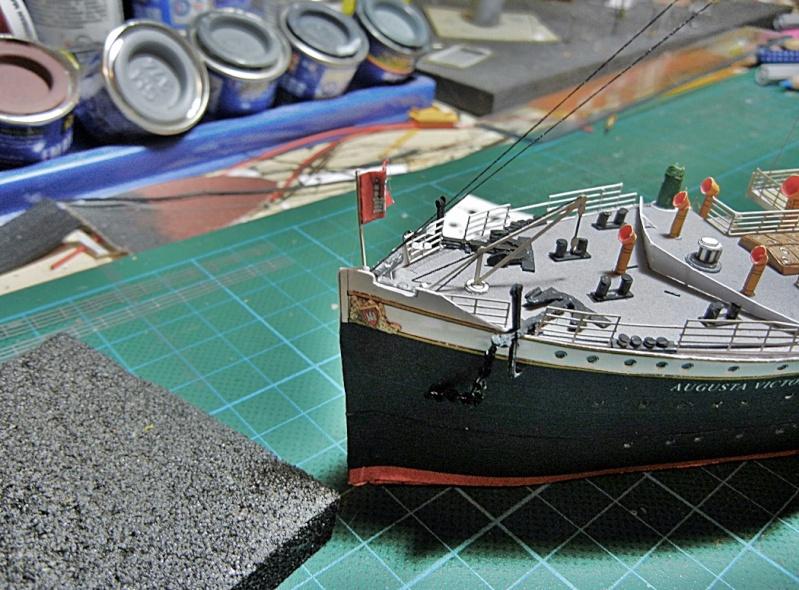 Schnelldampfer Augusta Victoria 1:250 HMV-Verlag - Seite 5 Augus142